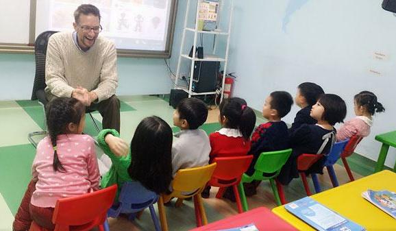 仅限100名【烈面果山幼儿园英语外教公开课口语练习+口音纠正】报名开启