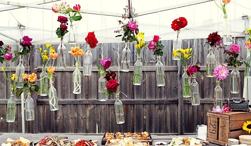 法兰西的花园《香草堂七月白葡萄酒的芳醇》