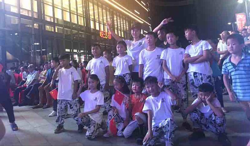 金秋十月舞度空间超值月卡学街舞、中国舞