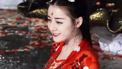 """女神""""古装红衣"""":杨幂霸气,热巴娇媚,赵丽颖却是古装巅峰!"""