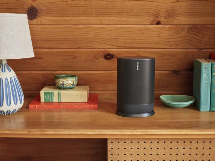 Sonos推出首款专为户外设计的电池供电式音响——Move