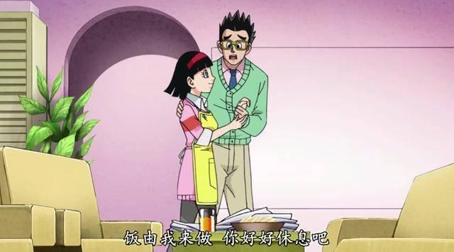 龙珠:悟饭你是悟空亲生的?这么会撩妹,克林是你徒弟?