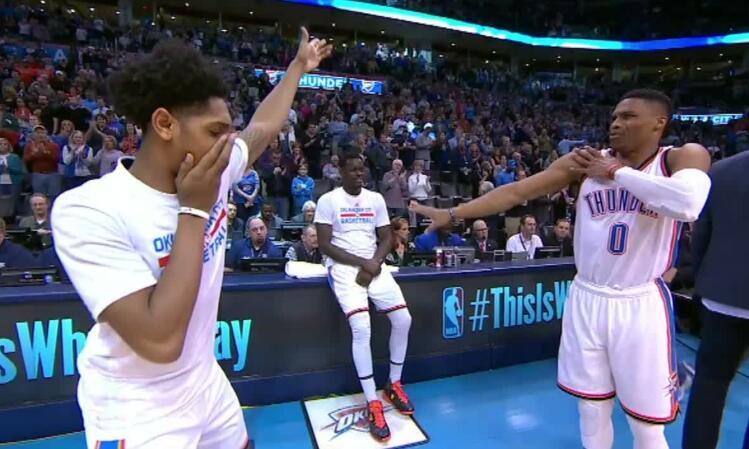 """达成协议!CBA弃将重返NBA,曾是威少雷霆时期最佳""""舞伴"""""""