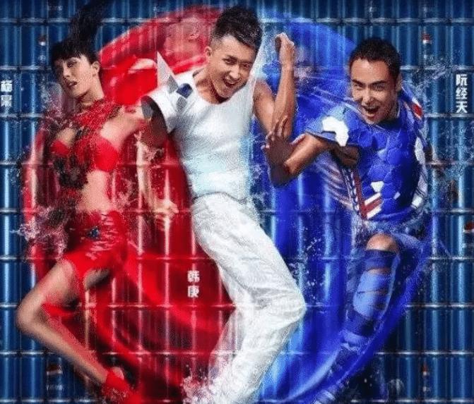 10年前的百事可乐广告,C位已不温不火,配角杨幂却红成一线女星!