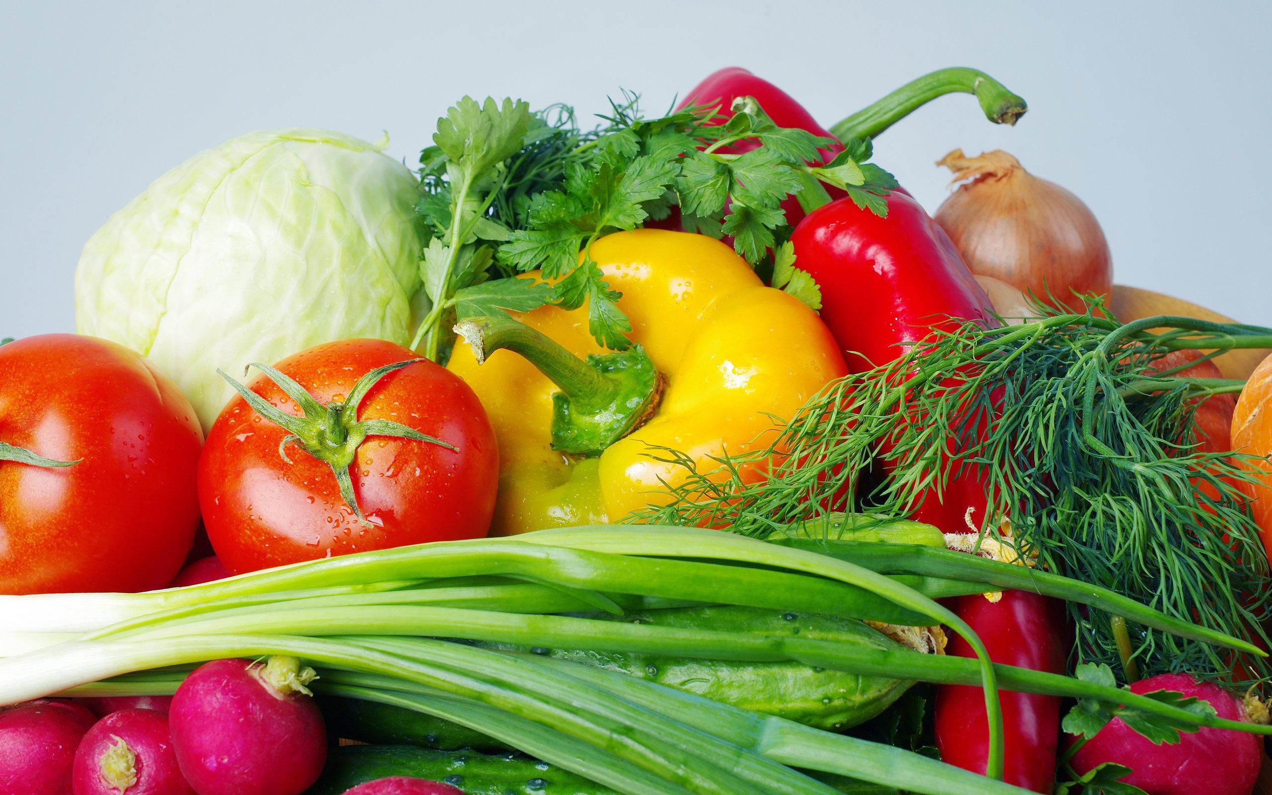 食用蔬菜,蔬菜补铁