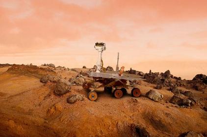 外星人真的存在?NASA探测到火星曾经有生命